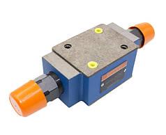 Запобіжний клапан ДУ 6 (схема V)