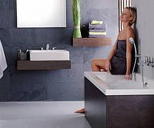 Змішувач для ванни GROHE BAU EDGE 23334000, фото 2