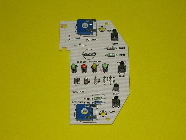 Плата управления (интерфейса) 65100750 Ariston Uno