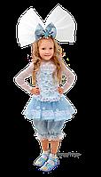 Детский карнавальный костюм Мальвины Код 9233