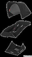Сидіння Greentom Upp Reversible D колір Black