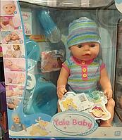 Пупс кукла Yale Baby  42 см