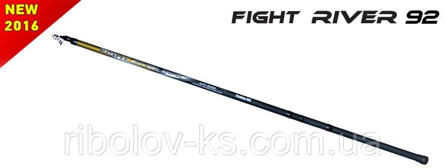 Удилище Fishing ROI Bolognese 92 Fight River 600 5-20gr с/к