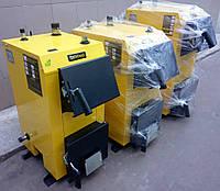 Инновационный отопительный котел на твердом топливе KRONAS EKO 20 кВт (Кронас Эко)
