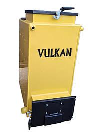 Котел твердопаливний шахтний (Холмова) Vulkan EKO 7 кВт. Безкоштовна доставка!