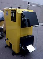Инновационный отопительный котел на твердом топливе KRONAS EKO 24 кВт (Кронас Эко)