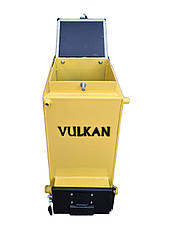 Котел шахтний Vulkan ECO 10кВт (Вулкан ЕКО) Безкоштовна доставка!, фото 3