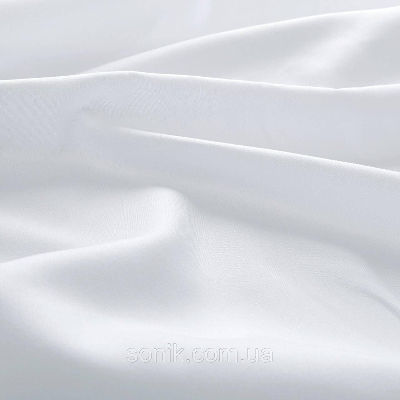 Ткань Бязь Gold Белая 220 см на метраж