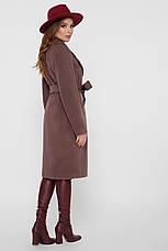 Пальто женское демисезонное стильное размеры 42-54, фото 2