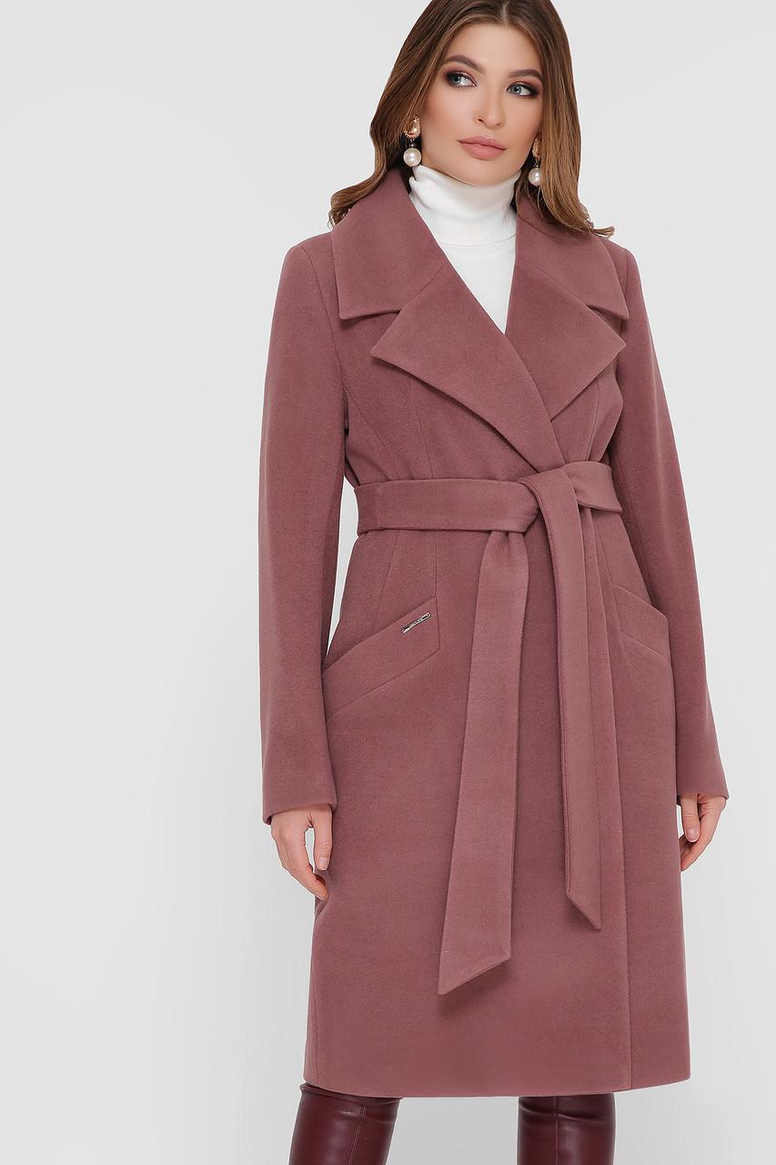 Пальто женское демисезонное стильное размеры 42-54