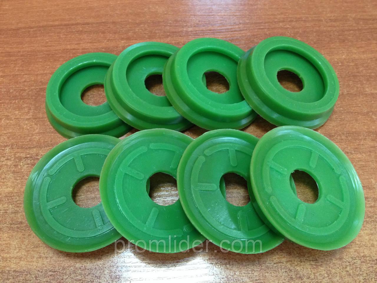 Вакуумные присоски для стекла (полиуретан 50 ШорА)
