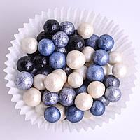 Драже сахарное перламутровое (смесь №7) 10 мм 50 гр Украса