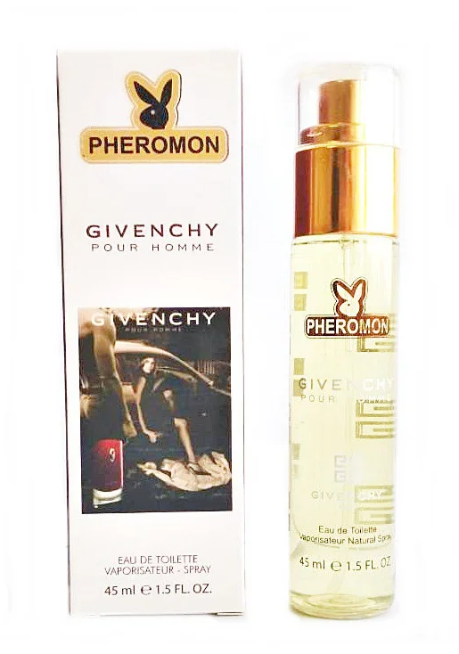 Мужской мини парфюм Pheromon Pour Homme Given (45 мл)