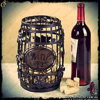 Wine Corks - Контейнер для пробок