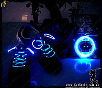 Coolshoes - Светящиеся шнурки