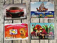 Альбом для рисования на 20 листов на спирали 50210-ТК 36741 Tiki Украина
