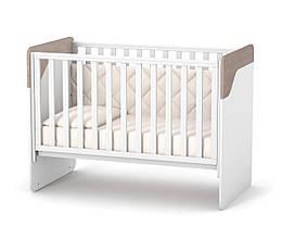 Детская кроватка Верес Сидней ЛД4 (капучино-белый)
