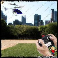 Helicopter - Вертолет на радиоуправлении