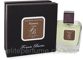 Franck Boclet Flowers 100 ml TESTER Оригінал