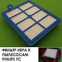 Не оригинал фильтр Philips FC Perfomer Pro, Expert, PowerPro Ultimate, Jewel, Uniwerse hepa 13 для пылесоса