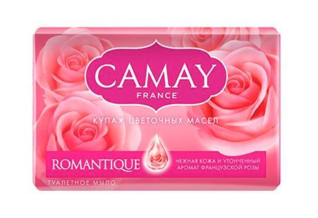Мыло Camay Romantique 6шт/уп