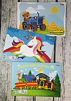 Альбом для рисования на 8 листов 50201-ТК 36743 Tiki Украина