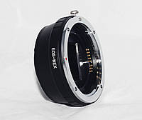 Адаптер EF, EF-S - NEX (автофокусный) (E-mount) для камер SONY NEX-3, 5, 6, 7, A5000, A6000, A7, A7 II