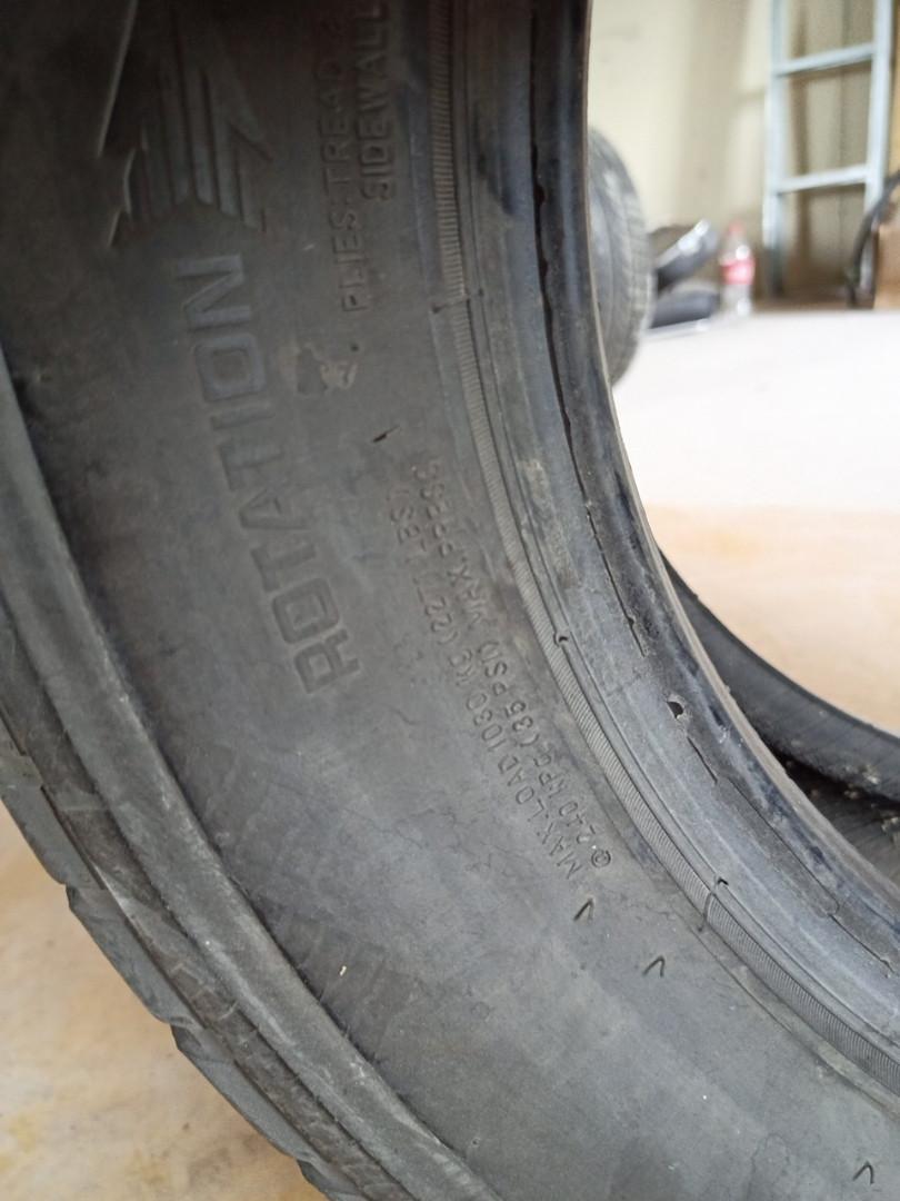 Bridgestone Dueler HTS P265/60 R18 109H