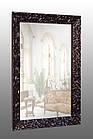 Зеркало в черной раме, глянец, фото 3