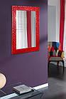 Зеркало в красной раме, фото 2