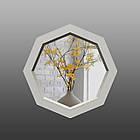 Восьмиугольное зеркало с фацетом 800 мм, фото 6