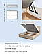 Кровать Лугано 2К 1.8 НСТ, фото 2