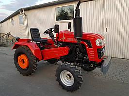 Трактор SHIFENG 350 LUX, 35 л.с, водяное охлаждение, качественная сборка. БЕСПЛАТНАЯ ДОСТАВКА минитрактора