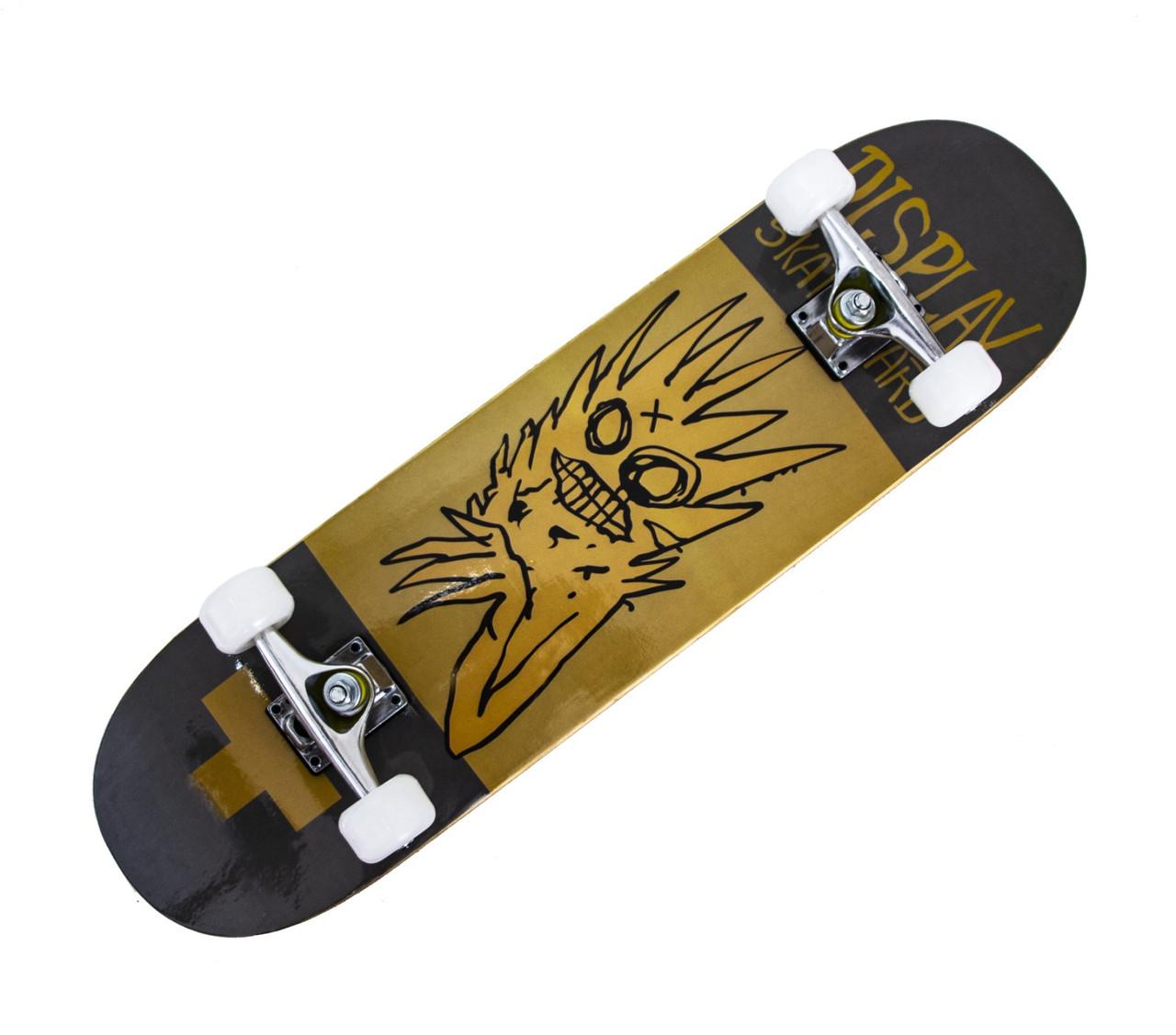 Скейтборд деревянный Scale Sports Monster