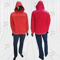 Спортивний костюм Soccer - 11485 red