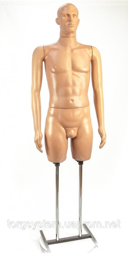 Манекен мужской Сенсей на Н-образной подставке