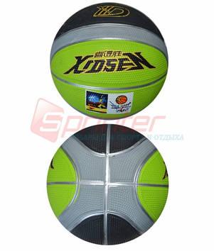 Мяч баскетбольный JL-GRF-12.
