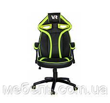 Компьютерное кресло Barsky SD-05 Sportdrive Game Green, геймерское кресло, фото 2