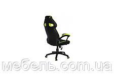 Компьютерное кресло Barsky SD-05 Sportdrive Game Green, геймерское кресло, фото 3
