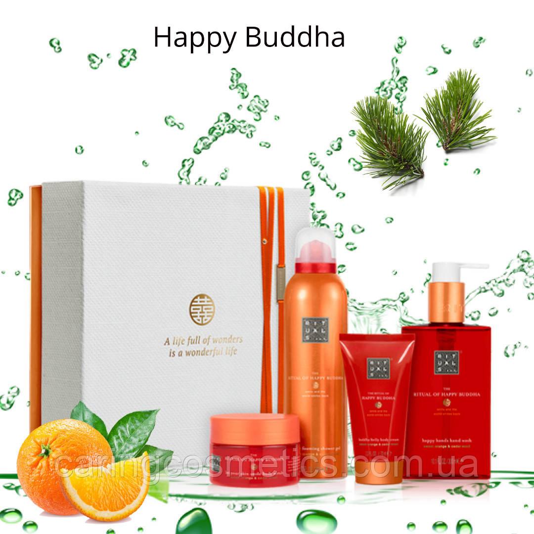 """Rituals. Подарочный набор """"Happy Buddha"""". Энергетическая коллекция (M). Производство Нидерланды"""