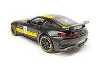 """Машина металева """"Автопром"""" Mercedes-AMG GT-R 1:32, 4 кольори,, фото 3"""