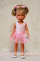 Лялька Vestida de Azul Карлота балерина, 28 см Самі модні ляльки для дівчаток, фото 1