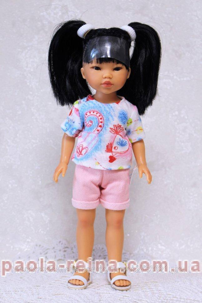 Лялька Vestida de Azul Umi, Umi-7406, зростання 28 см, Іспанія