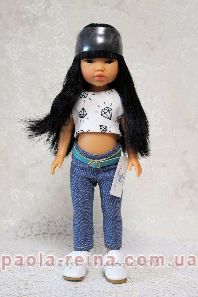 Кукла Vestida de Azul Umi, Umi-7404, рост 28 см, Испания