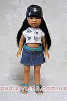 Кукла Vestida de Azul Umi, Umi-7400, рост 28 см, Испания, фото 1
