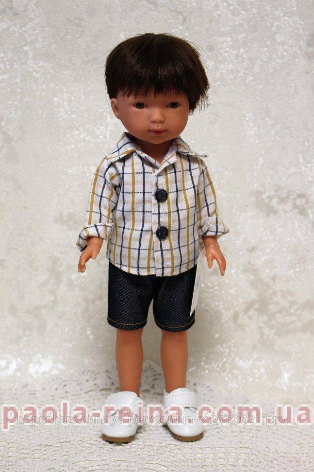 Кукла Альберт, Albert, ALB-7105, рост 28 см, Испания 1