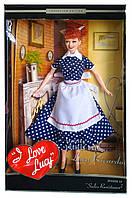 Коллекционная кукла Барби Я Люблю Люси Barbie I Love Lucy Sales Resistance 2004 Mattel B3451, фото 1