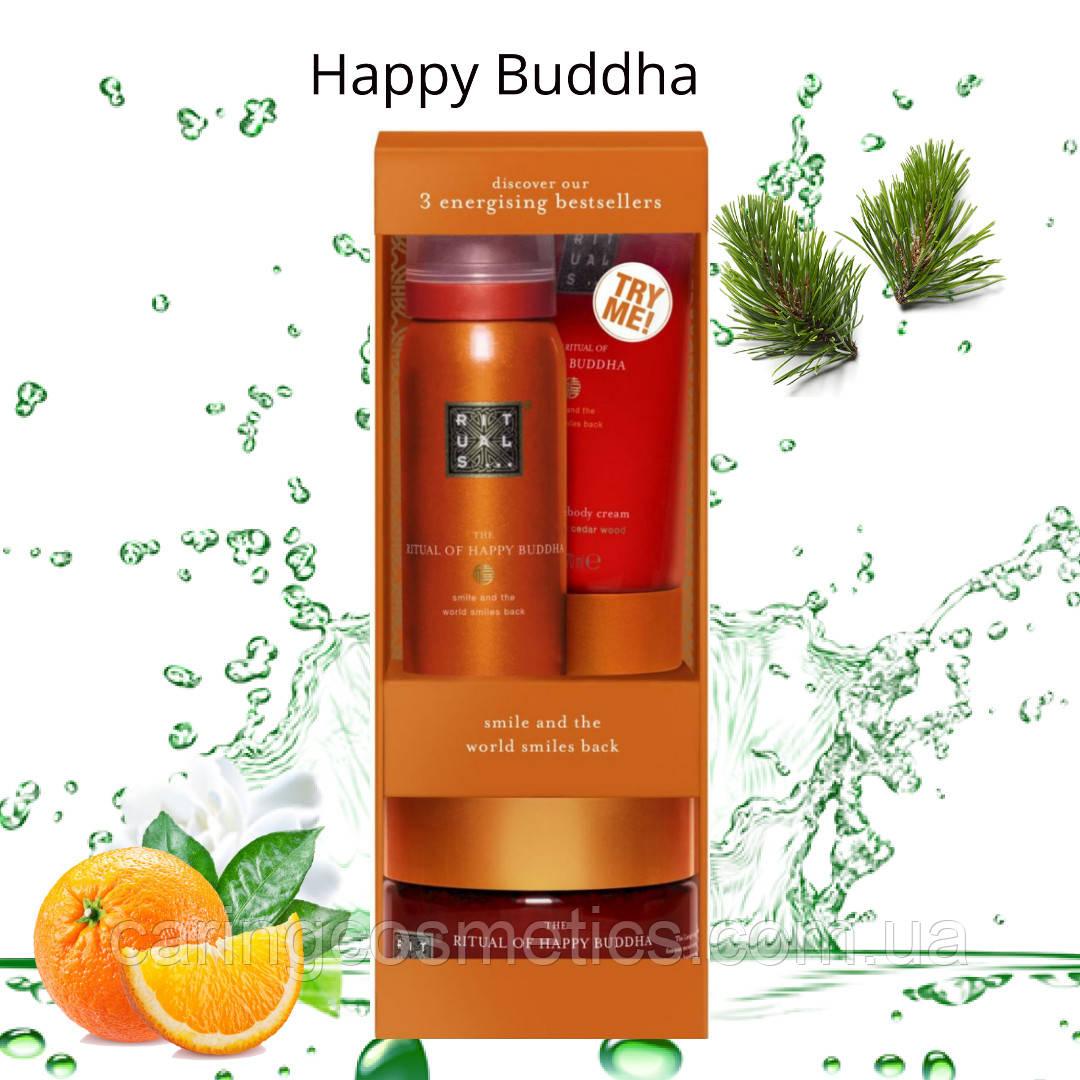 "Rituals. Дорожный набор ""Happy Buddha"". Try Me Set. Производство Нидерланды"