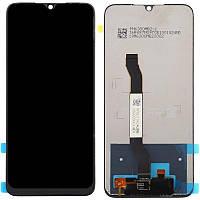 Оригинальный дисплей Xiaomi Redmi Note 8t с сенсорным экраном, Black