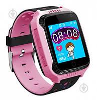 Дитячий смарт годинник SMART WATCH G900A з GPS Rose